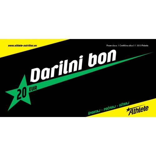 DARILNI BON 20
