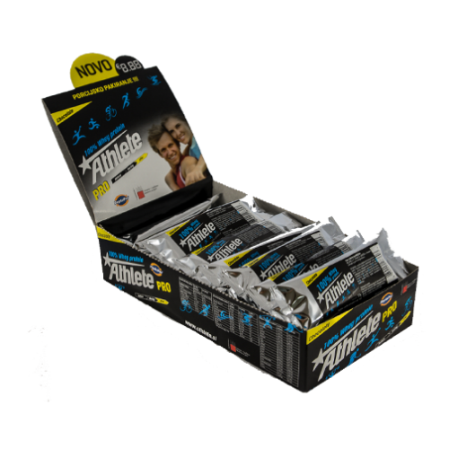 100% Whey Protein BOX  24 × 17 g