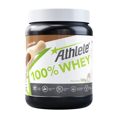 100% Whey Protein Čokolada 580 g ACTIVE